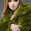 2513860-attractive-blonde-model-wearing-green-fur-with-green-make-up