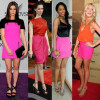 Stars-in-hot-pink-and-rocking-color-block-for-summer-spring-2011