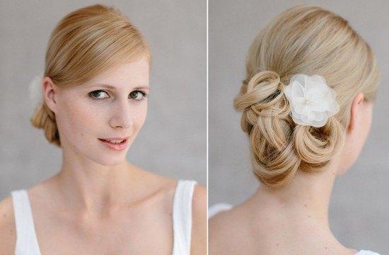 Peinados de novia paso a paso 2014
