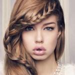 peinados-novia-2014-trenza-cruzada-pela-suelta