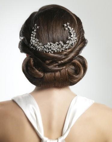 peinados novias 4