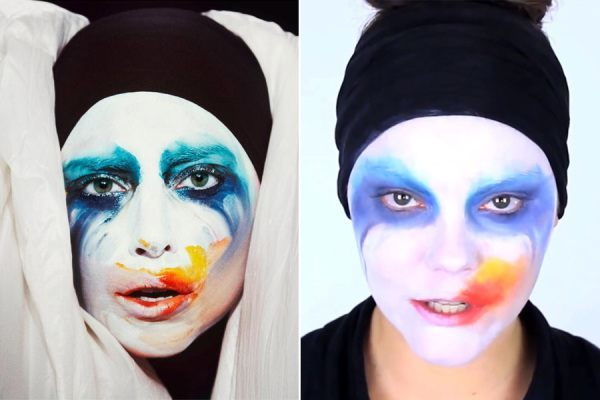 disfraces-halloween-2014-lady-gaga-maquillaje