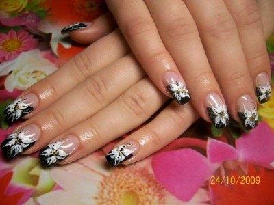 Otra alternativa para tener las uñas decoradas , es aplicarse uñas ...