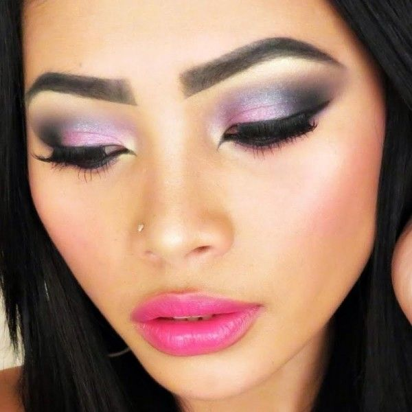maquillaje-san-valentin-2016-propuestas-maquillaje-con-dos-tonos-de-sombras