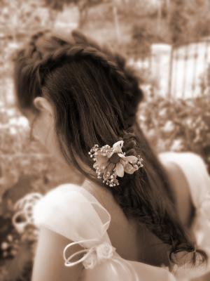 Peinado novia matrimonio trenza6