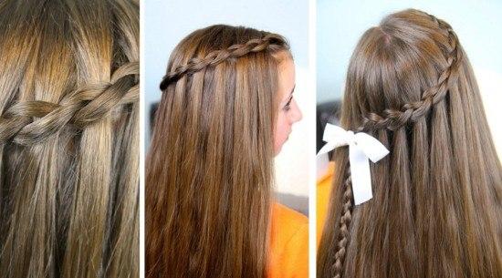 Peinados de Comunión 2015