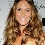 peinado hippie dorado