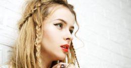 Más de 35 Peinados hippies para verano 2017