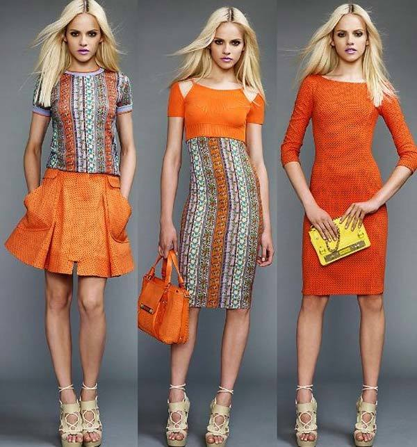 Orange-Dresses-Trend-Fashion-1