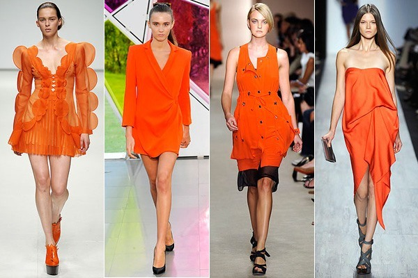 Orange-fashion