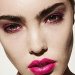 beauty-pink-lipstick-eyeshadow