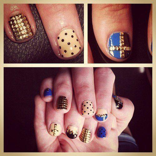 Dibujos uñas