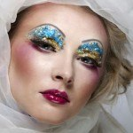 carnival-make-up-with-rhinestones