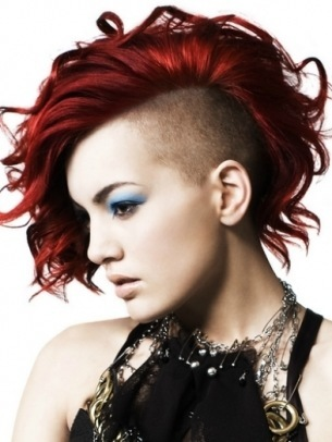 Tendencias del color de pelo para el verano de 2012: