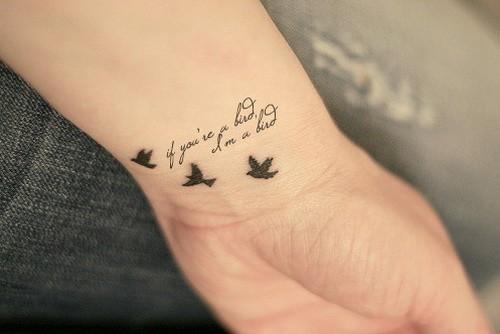 Tatuajes Pequenos Para Mujeres 2019 Esbelleza Com