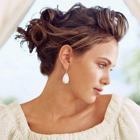 Cómo hacer un recogido de pelo
