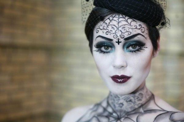 Más de 195 Fotos de Maquillaje de Halloween - esBelleza.com