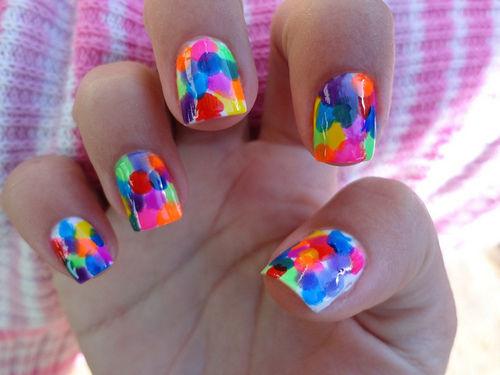 Colores decoración uñas Primavera Verano 2015: