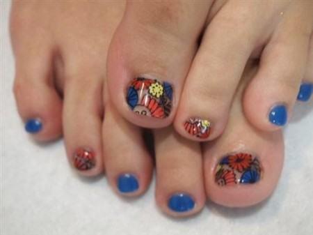 Uñas Para Pies Decoradas, Ideas para decorar las uñas de