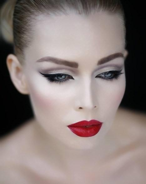 Maquillaje noche