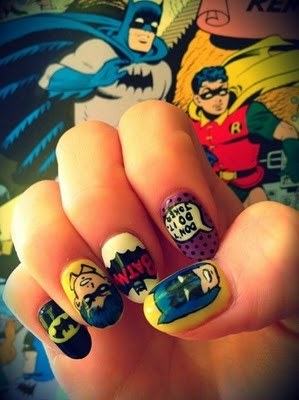 Uñas batman