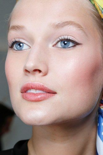Maquillaje verano 2013