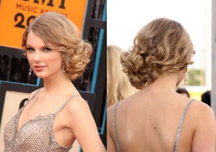 Los mejores peinados de noche 2014