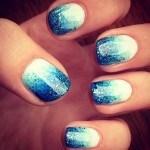 azules brillo
