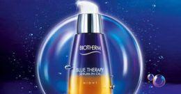 Probamos el nuevo Blue Therapy Serum In Oil de Biotherm