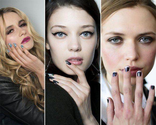 Decoración de uñas 2015