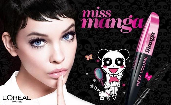 miss-manga-loreal-mascara