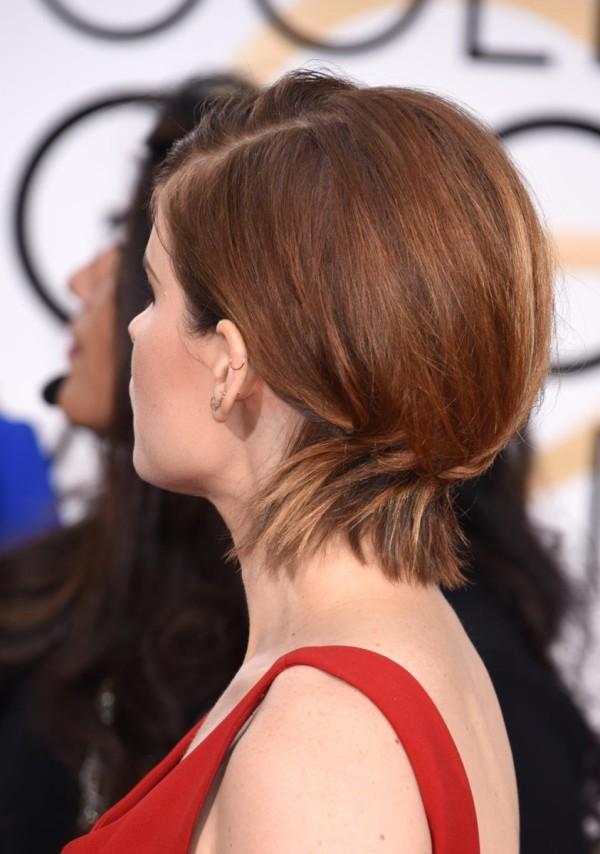 peinados pelo corto trenza