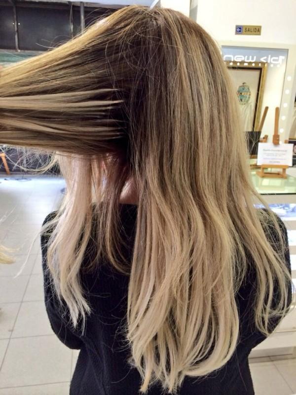 tipos de extensiones para el pelo