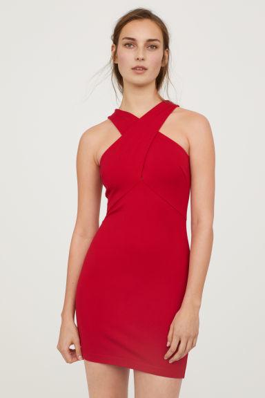 Vestidos rojos cortos de fiesta 202019