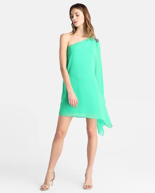 vestidos-de-noche-cortos-primavera-verano-asimetrico-elcorteingles