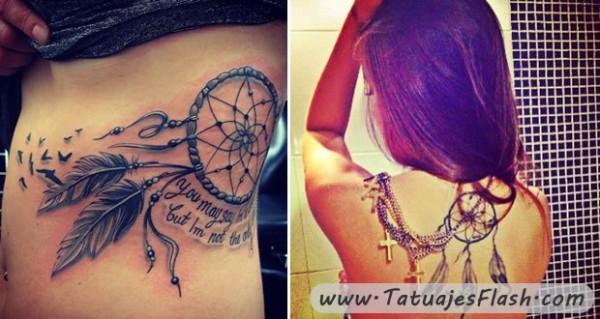 Tendencias en tatuajes para mujeres 2015