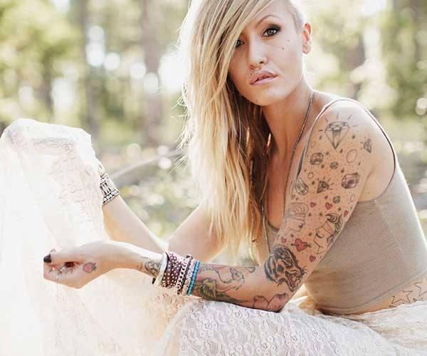 Tendencias Tatuajes Para Mujeres 2015 Tatuajes Grandes Brazos