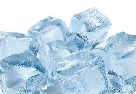 Receta con hielo para reducir medidas