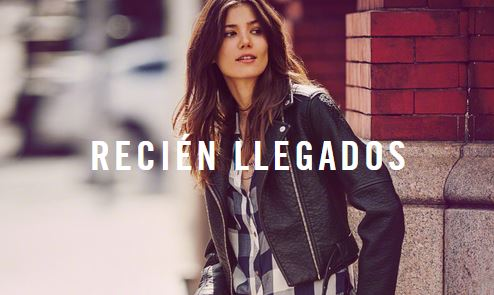 Cat�logo Abercrombie & Fitch para chica y mujer Oto�o Invierno 2015-2016