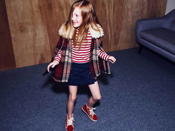 Catálogo Zara Kids Otoño Primavera Verano 2015-2016
