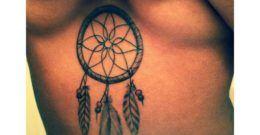 Tatuajes en el costado para mujer – Los más bonitos