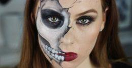 Más de 195 Fotos de Maquillaje de Halloween