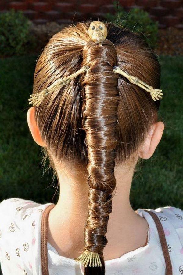 peinados-para-halloween-pelo-largo-esqueleto