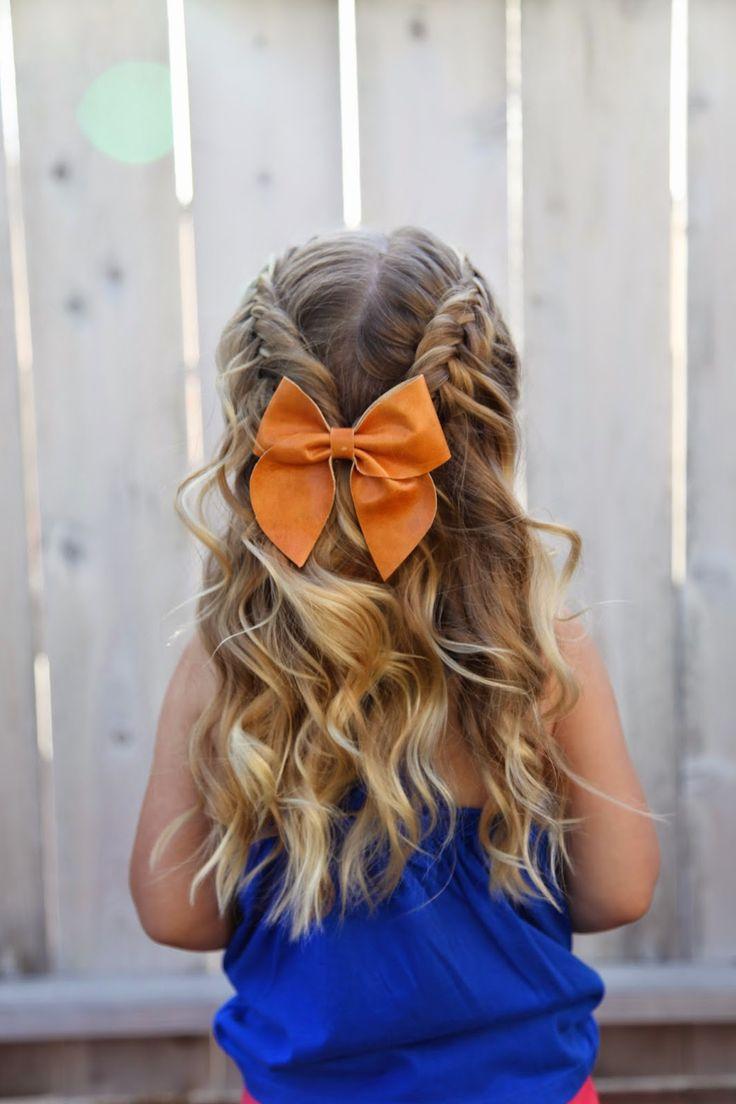 peinados para nias 2018 esbellezacom - Peinados De Ninas