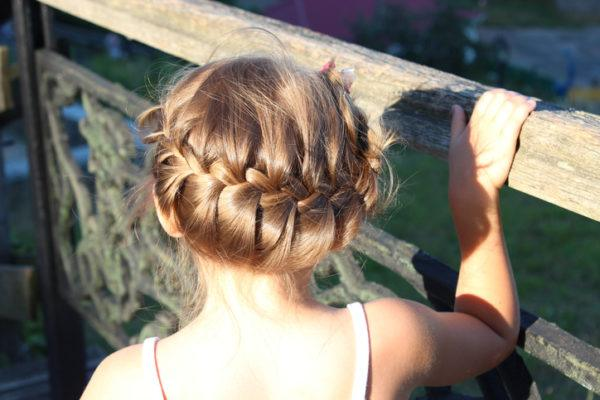 Peinados faciles para ninas