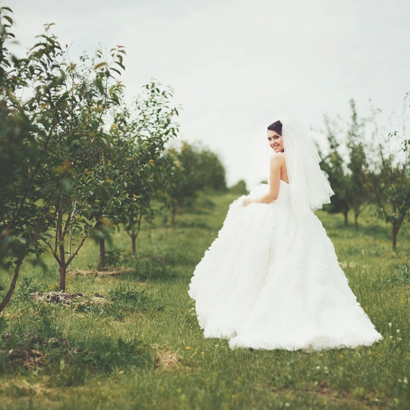 Fotos de vestidos de novia para gorditas 2019