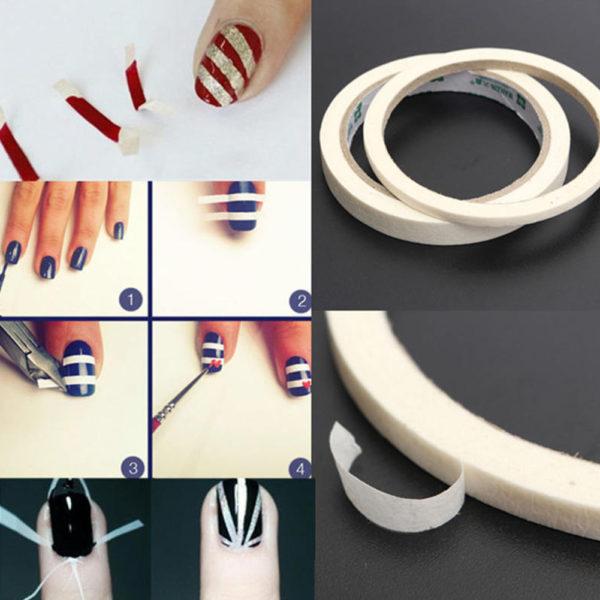 decoracion-de-unas-paso-a-paso-cinta