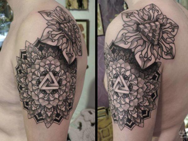 tatuajes-brazo-hombre-efecto-3d