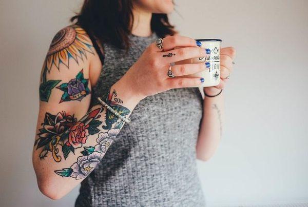 Mas De 100 Tatuajes En El Brazo Para Hombres Esbelleza