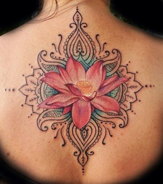tatuajes-japoneses-loto-henna